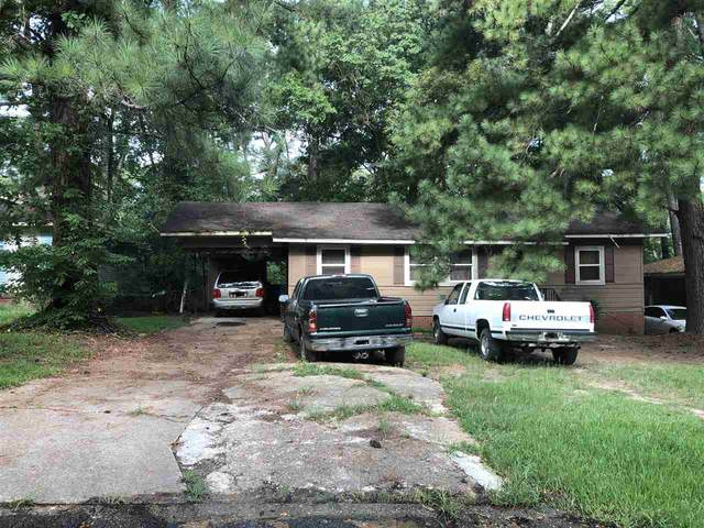 2369 Coronet Pl, Jackson, MS 39204 (MLS #333204) :: Exit Southern Realty
