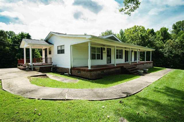 1075 Nathanial Hill Rd, Bolton, MS 39041 (MLS #333299) :: RE/MAX Alliance