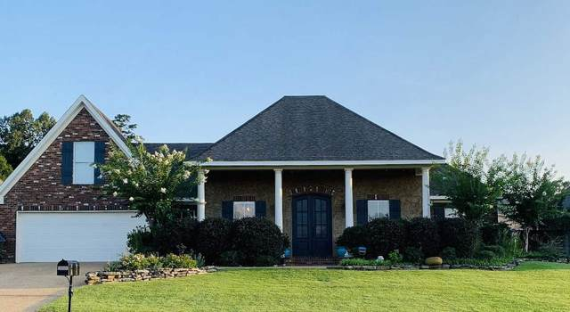 293 Cornerstone Dr, Brandon, MS 39042 (MLS #333325) :: Exit Southern Realty