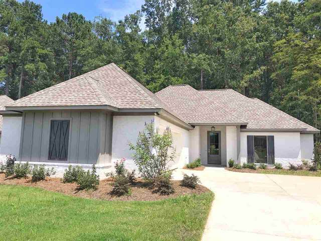 138 Woodburn Way, Pearl, MS 39208 (MLS #333334) :: Exit Southern Realty