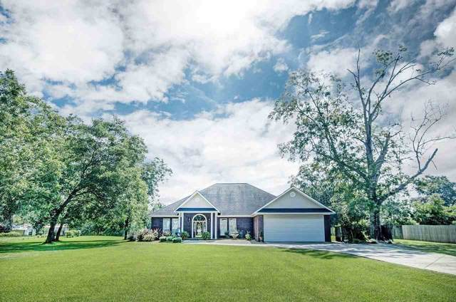 511 Gambrell Rd, Taylorsville, MS 39168 (MLS #333352) :: RE/MAX Alliance