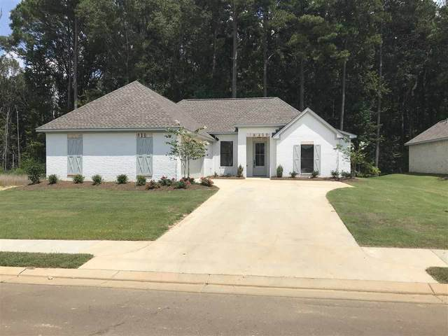 142 Woodburn Way, Pearl, MS 39208 (MLS #333365) :: Exit Southern Realty