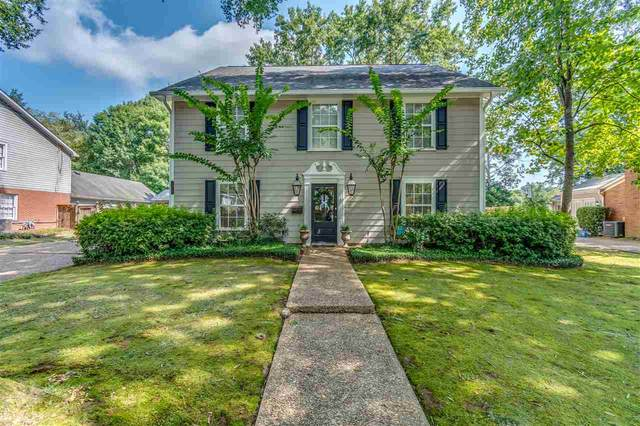 1724 Sheffield Dr, Jackson, MS 39211 (MLS #333388) :: Mississippi United Realty