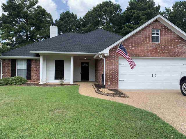 307 Greensboro Dr, Brandon, MS 39047 (MLS #333403) :: Exit Southern Realty