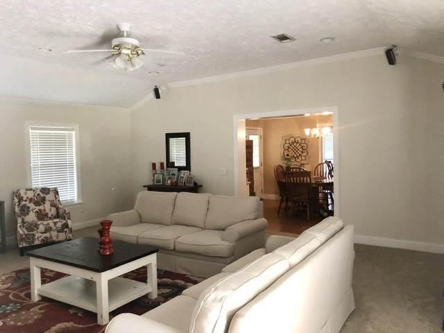 3025 Lee Ave, Crystal Springs, MS 39059 (MLS #333414) :: Exit Southern Realty