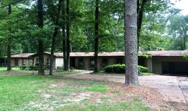 1025 Auburn Dr, Jackson, MS 39211 (MLS #333416) :: Exit Southern Realty