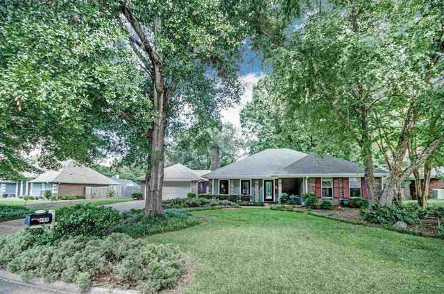 409 Patio Pl, Clinton, MS 39056 (MLS #333453) :: Exit Southern Realty