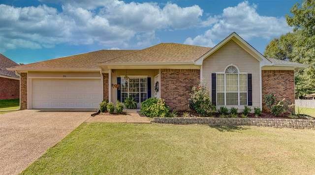 591 S Deerfield Dr, Canton, MS 39046 (MLS #333460) :: Exit Southern Realty
