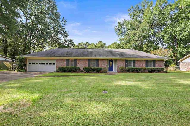 853 Timberlain Dr, Jackson, MS 39211 (MLS #333483) :: RE/MAX Alliance