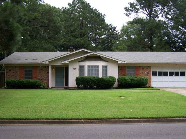 1224 Cliffdale Ln, Clinton, MS 39056 (MLS #333516) :: Mississippi United Realty