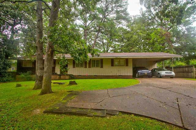 2126 Oakhurst Dr, Jackson, MS 39204 (MLS #333839) :: RE/MAX Alliance
