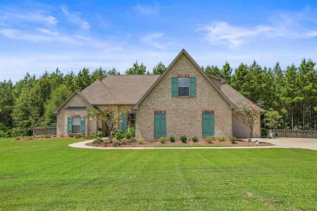 625 Kylemore Ln, Brandon, MS 39047 (MLS #333864) :: Mississippi United Realty