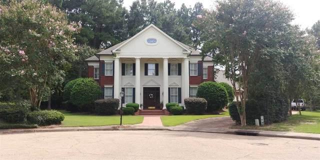 312 Oakmont Trl, Ridgeland, MS 39157 (MLS #333880) :: RE/MAX Alliance