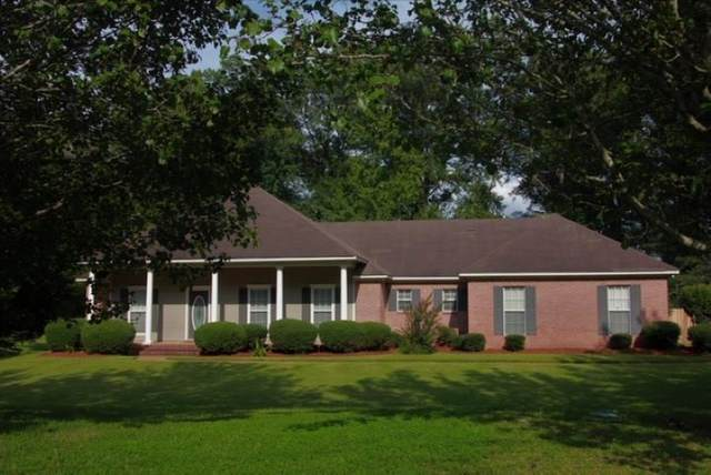 112 Seminole Cir, Terry, MS 39170 (MLS #333886) :: RE/MAX Alliance