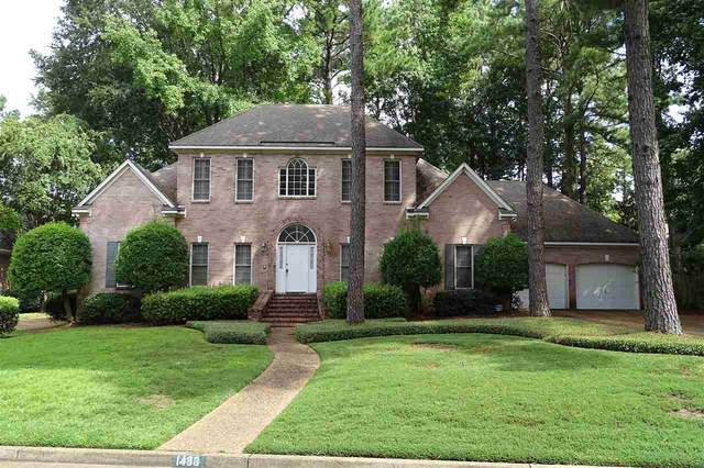1488 Northlake Dr, Jackson, MS 39211 (MLS #333979) :: RE/MAX Alliance