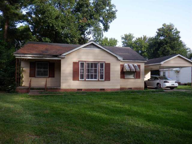 1532 Jackson Ave, Yazoo City, MS 39194 (MLS #334067) :: RE/MAX Alliance