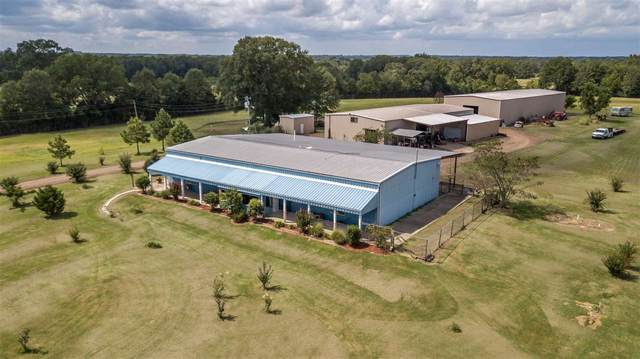 3620 Tank Rd, Terry, MS 39170 (MLS #334179) :: RE/MAX Alliance