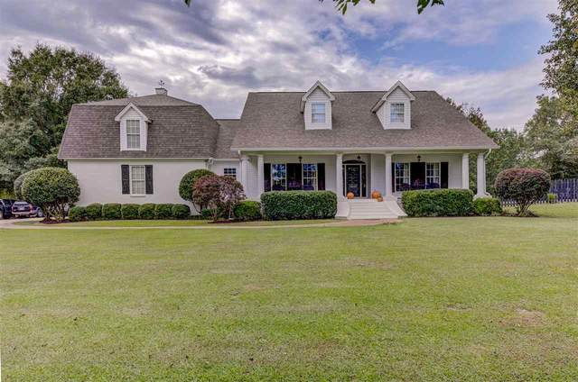 100 Blueberry Hill Ln, Clinton, MS 39056 (MLS #334356) :: Mississippi United Realty