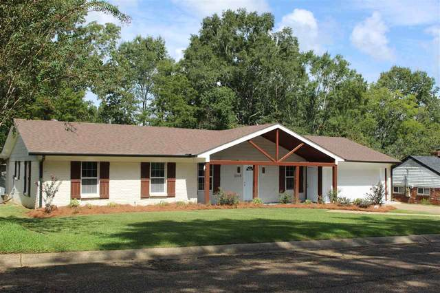 1008 Briarwood Dr, Clinton, MS 39056 (MLS #334366) :: Mississippi United Realty