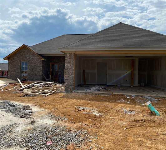 1402 Victoria Ln, Brandon, MS 39042 (MLS #334494) :: List For Less MS