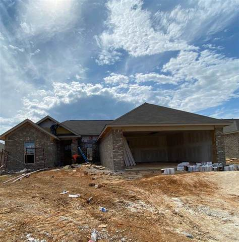 1406 Victoria Ln, Brandon, MS 39042 (MLS #334498) :: List For Less MS