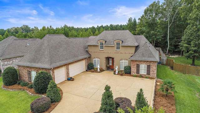 283 Cornerstone Dr, Brandon, MS 39042 (MLS #334539) :: Mississippi United Realty