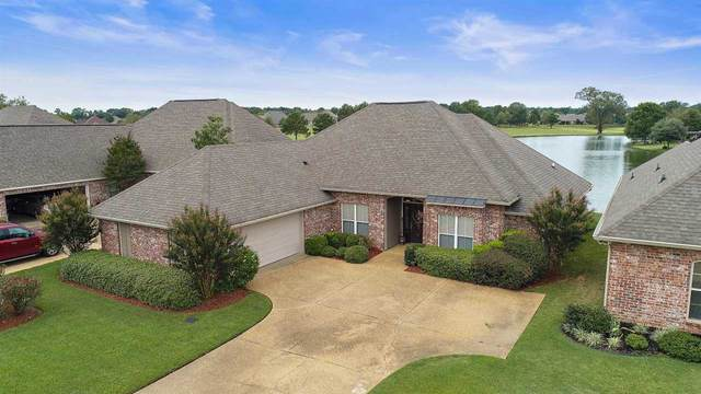 421 Clubhouse Dr, Pearl, MS 39208 (MLS #334541) :: Mississippi United Realty