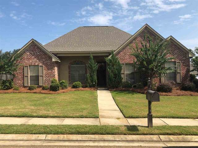 116 Wagner Way, Madison, MS 39110 (MLS #334551) :: RE/MAX Alliance