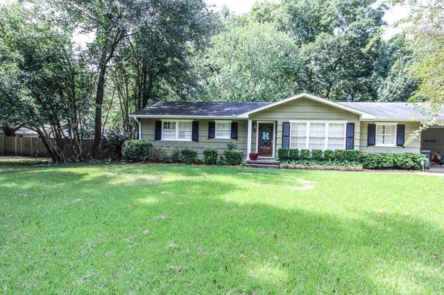 4115 Comanche Dr, Jackson, MS 39211 (MLS #334578) :: Mississippi United Realty