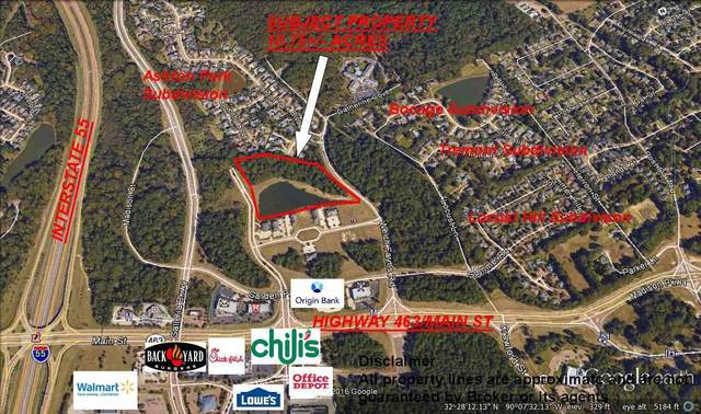 1 Sunny Orchard Rd, Madison, MS 39110 (MLS #334584) :: List For Less MS