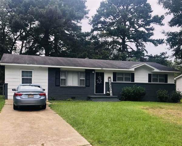 243 Lodi Dr, Pearl, MS 39208 (MLS #334591) :: Mississippi United Realty