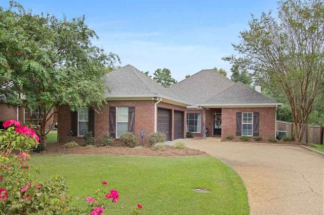 528 Meadows Pl, Madison, MS 39110 (MLS #334630) :: List For Less MS