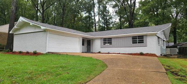 1014 Tanglewood Dr, Clinton, MS 39056 (MLS #334717) :: Mississippi United Realty