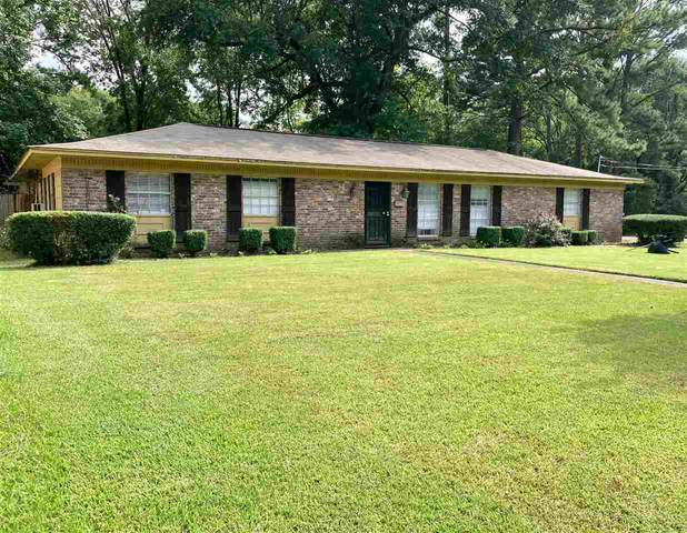 1605 Riverwood Dr, Jackson, MS 39211 (MLS #334735) :: List For Less MS