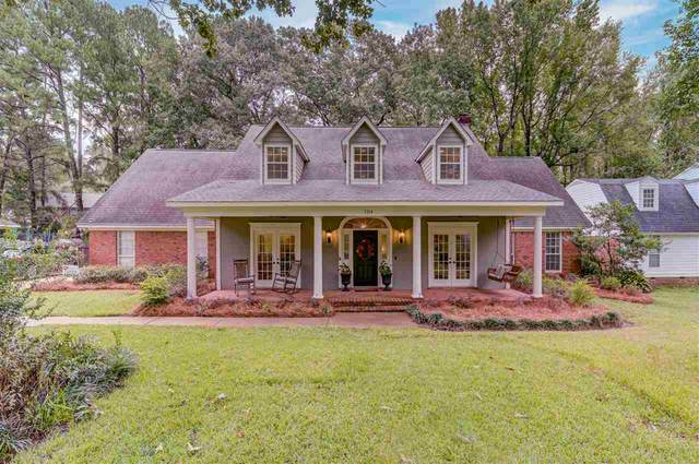 104 Countrywood Cir, Clinton, MS 39056 (MLS #334759) :: Mississippi United Realty