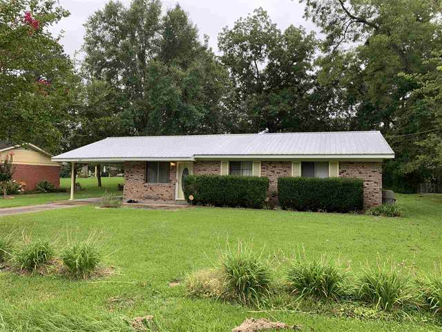 109 Raymond St, Terry, MS 39170 (MLS #334781) :: RE/MAX Alliance