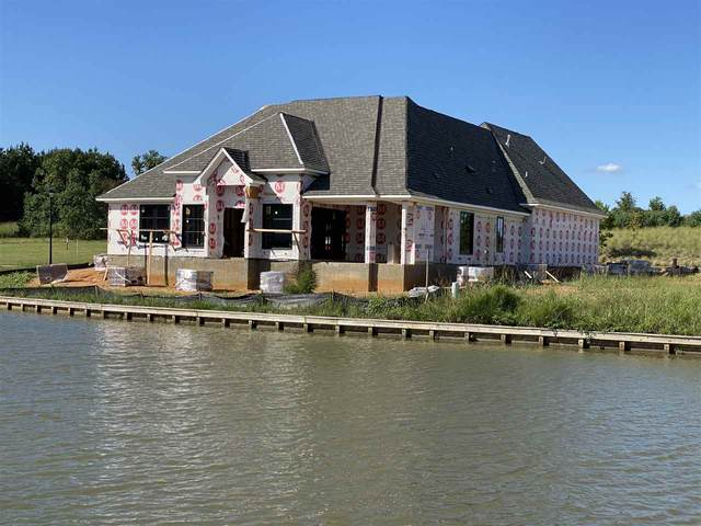 306 Stone Lake Cove, Ridgeland, MS 39157 (MLS #334827) :: Exit Southern Realty