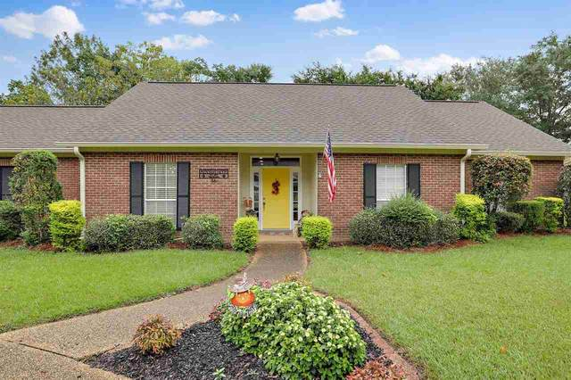 46 Woodgate Dr, Brandon, MS 39042 (MLS #334851) :: Exit Southern Realty