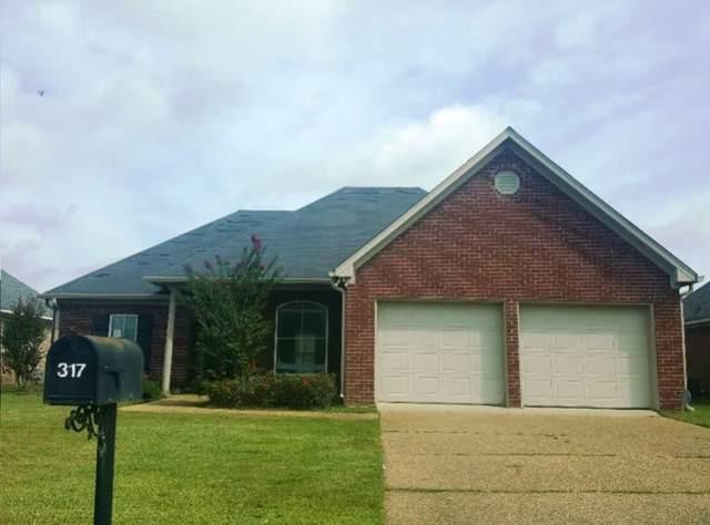 317 Red Cedar Dr, Brandon, MS 39047 (MLS #334895) :: Mississippi United Realty