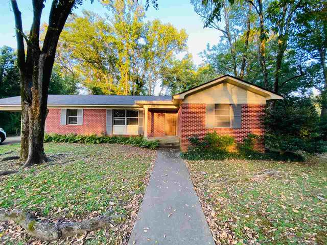 875 Crest View Dr, Yazoo City, MS 39194 (MLS #335000) :: Mississippi United Realty