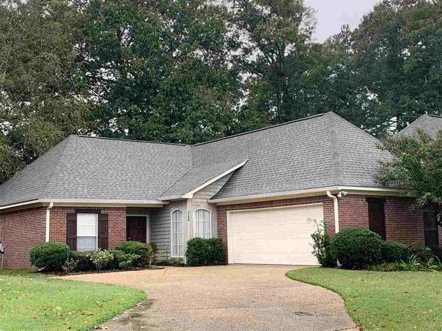 912 Bent Willow Commons, Brandon, MS 39047 (MLS #335185) :: Mississippi United Realty