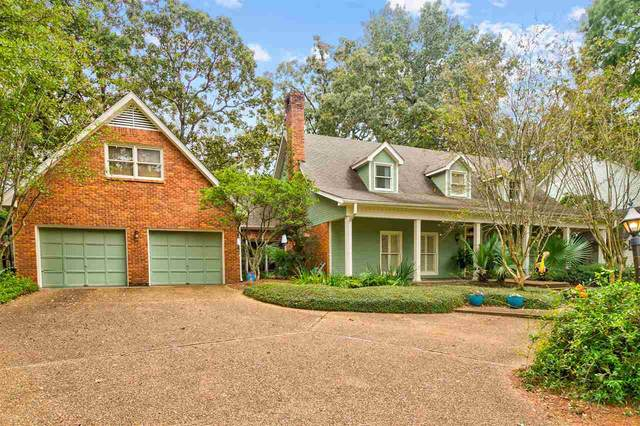 1781 Plantation Blvd, Jackson, MS 39211 (MLS #335222) :: Mississippi United Realty