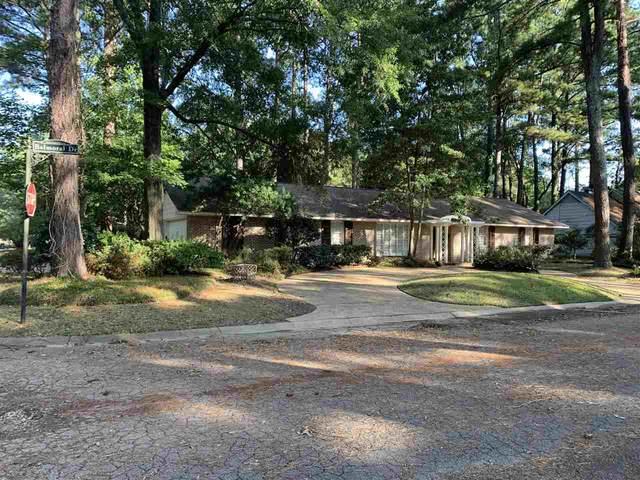 5376 Balmoral Dr, Jackson, MS 39211 (MLS #335237) :: Mississippi United Realty