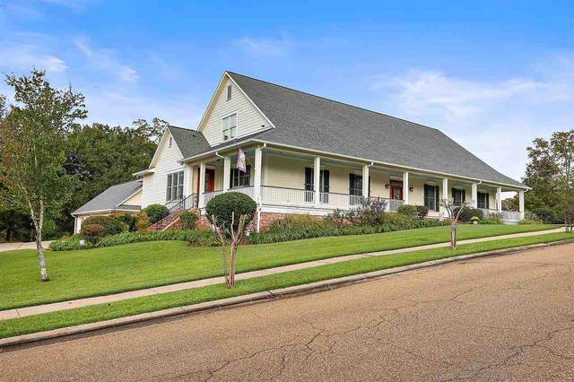 101 Heights Dr, Clinton, MS 39056 (MLS #335264) :: RE/MAX Alliance
