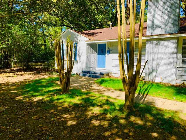 260 Wildwood Ct, Jackson, MS 39212 (MLS #335283) :: Mississippi United Realty