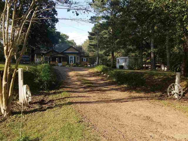 7943 Anding Oil City Rd, Bentonia, MS 39040 (MLS #335318) :: Mississippi United Realty