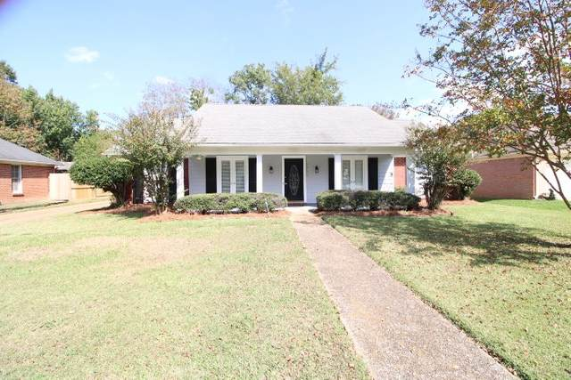 5840 Kristen Dr, Jackson, MS 39211 (MLS #335344) :: RE/MAX Alliance