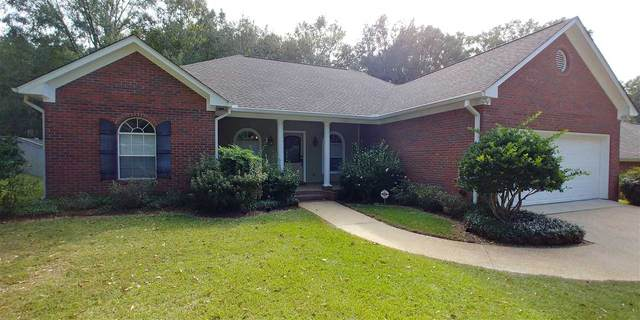 1109 Ellington Ct, Brandon, MS 39042 (MLS #335371) :: Mississippi United Realty