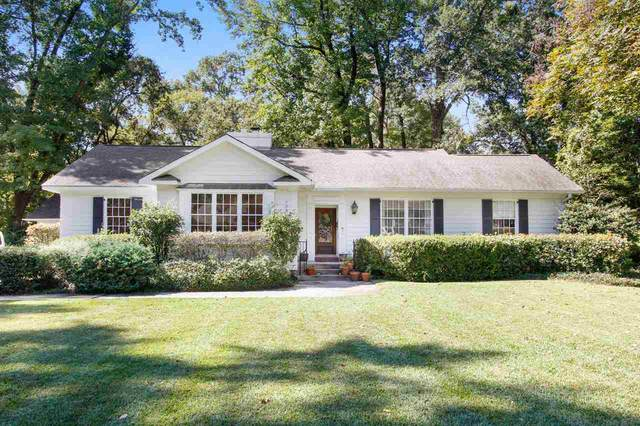 4025 Oakridge Dr, Jackson, MS 39216 (MLS #335389) :: RE/MAX Alliance
