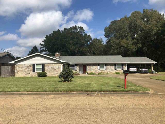 1621 Tanglewood Dr, Clinton, MS 39056 (MLS #335422) :: RE/MAX Alliance
